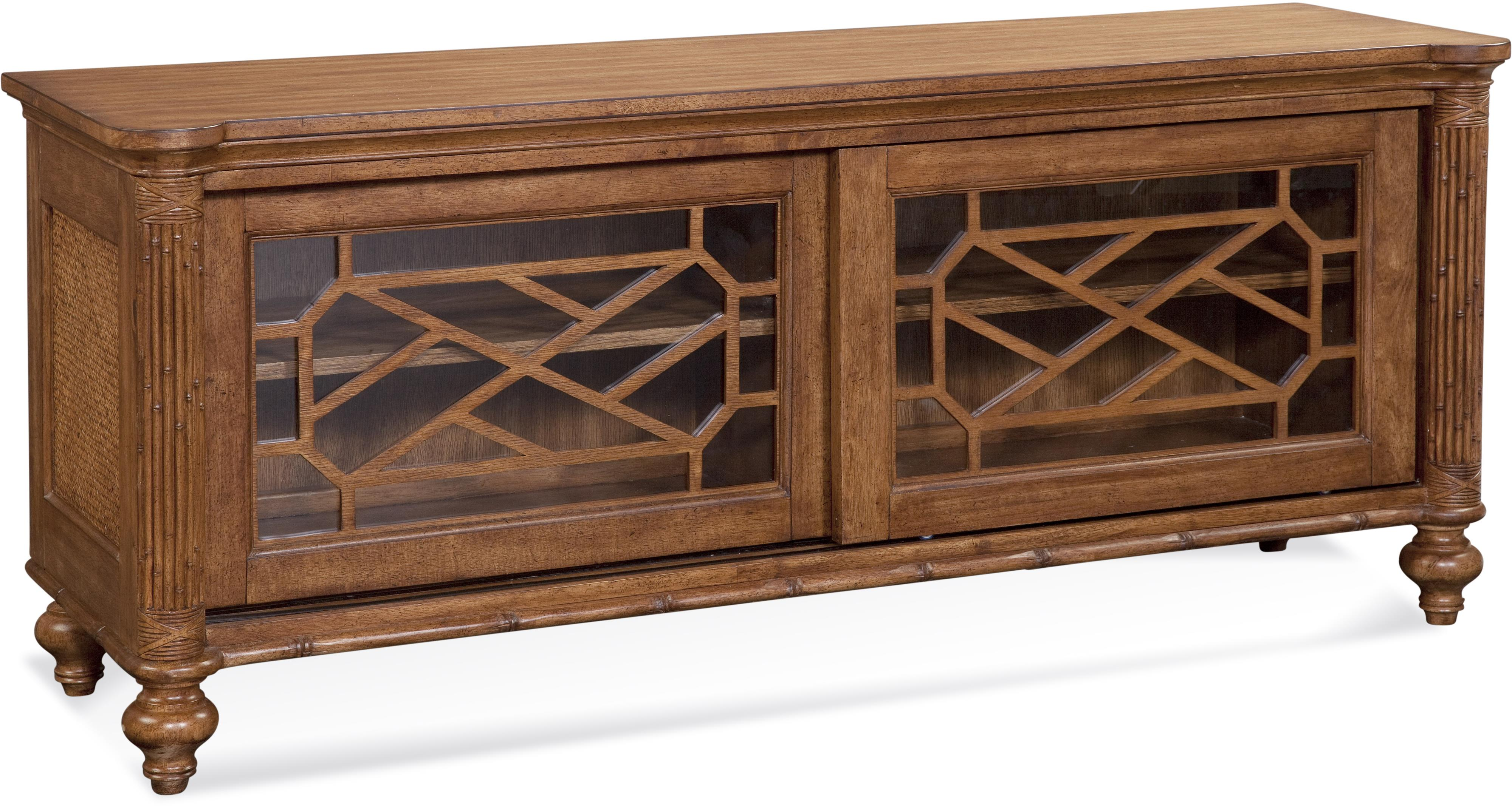 Lacquer Craft USA Paradise Bay Media Console - Item Number: 9005-260 PARADISE BAY