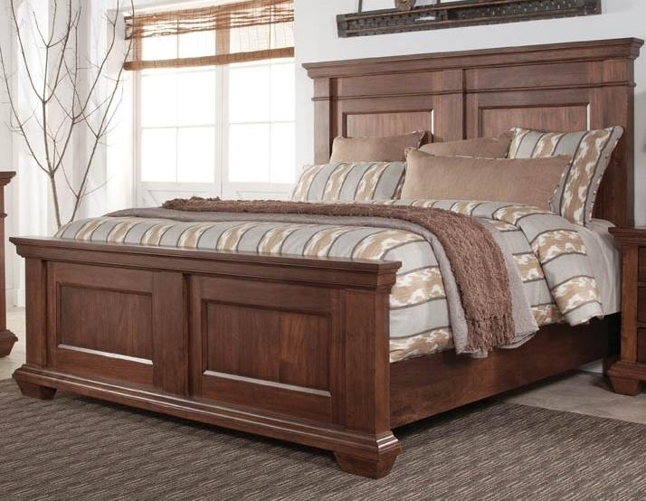 Morris Home Furnishings Windsor Windsor Queen Panel Bed - Item Number: 447227162