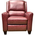 LaCrosse 3322 High Leg Recliner - Item Number: 3322-R-Phoenix Red