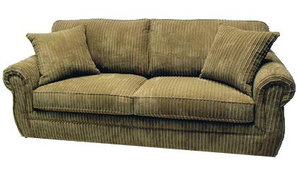 360 Queen Sofa Sleeper by LaCrosse at Mueller Furniture