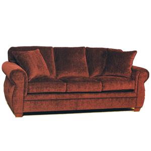 LaCrosse 373 Semi-Attached Pillow Back Sofa