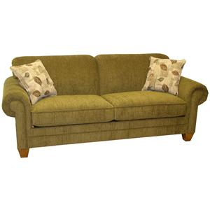 LaCrosse 843 Tight Back Contemporary Sofa
