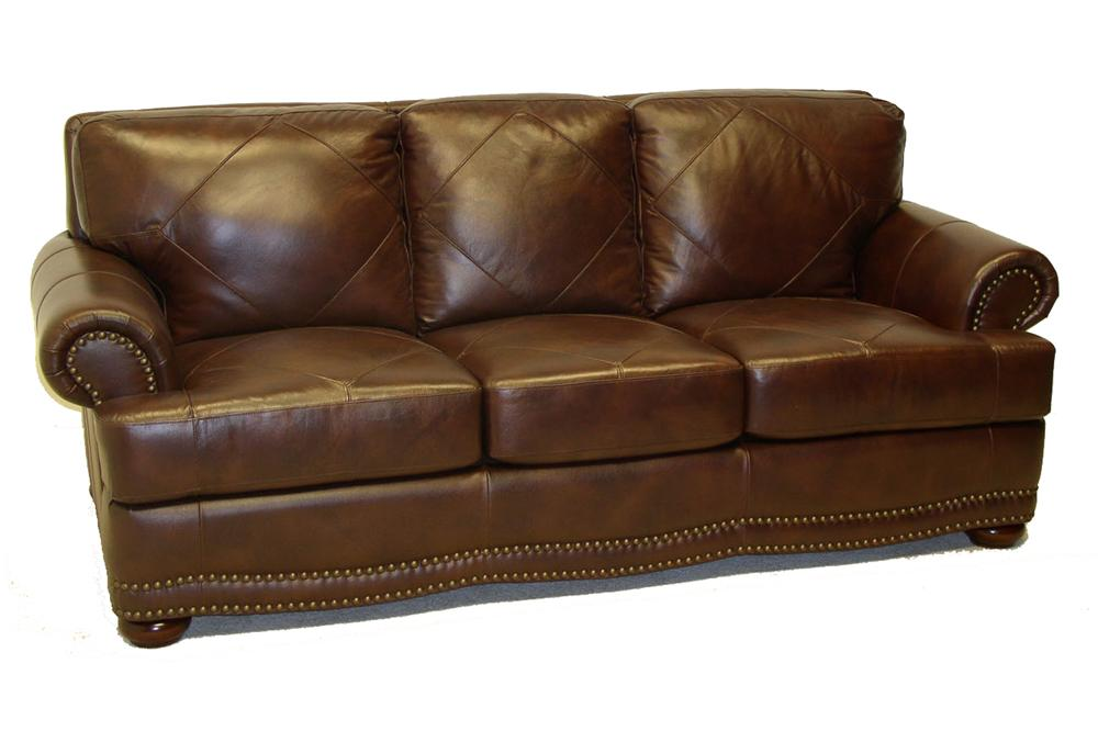 8844 Stationary Sofa by LaCrosse at Mueller Furniture