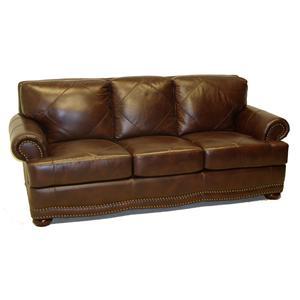 LaCrosse 8844 Stationary Sofa
