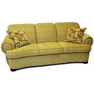 LaCrosse 937 Tight Back Sofa