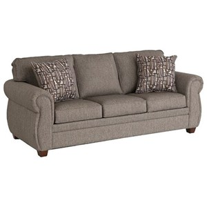 LaCrosse Calgary Queen Sleeper Sofa