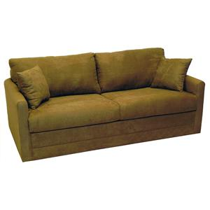 "LaCrosse Sleeper Sofas  Full Size 7"" Sleeper Sofa"