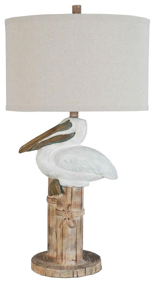 LPS-122 Pelican Table Lamp