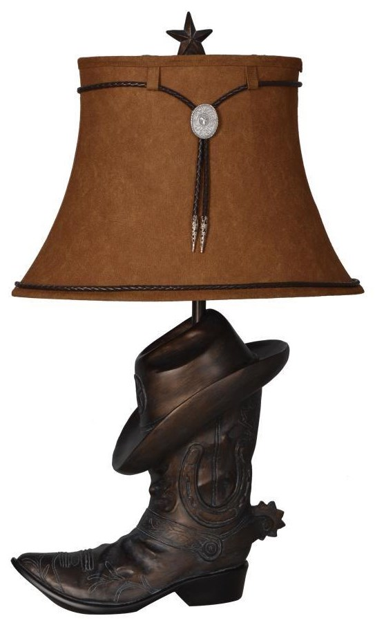 Lamps Per Se 2018 Collection LPS-196 Boot Lamp - Item Number: 196