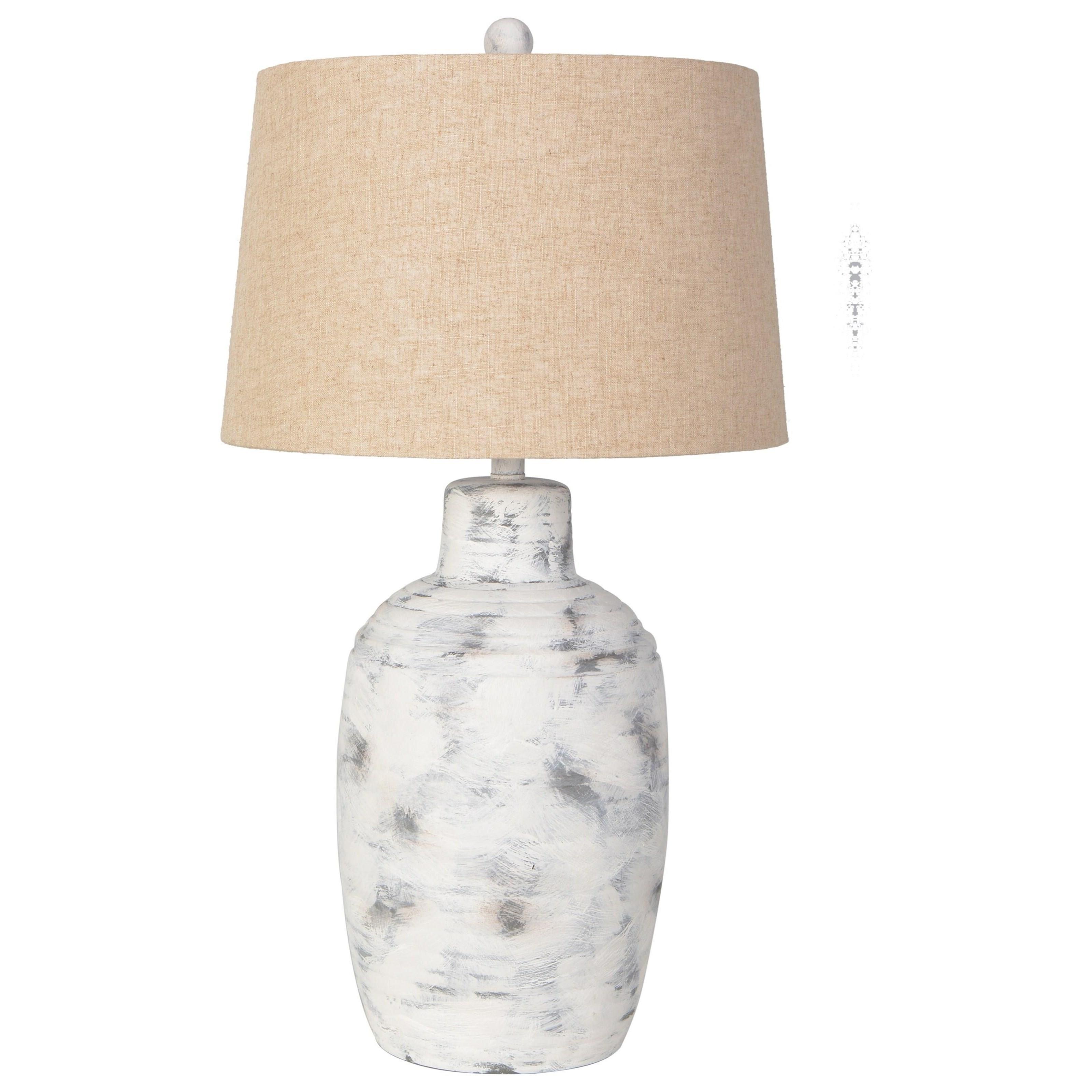 Lamps Per Se Lamps Polyresin Table Lamp - Item Number: LPS-208