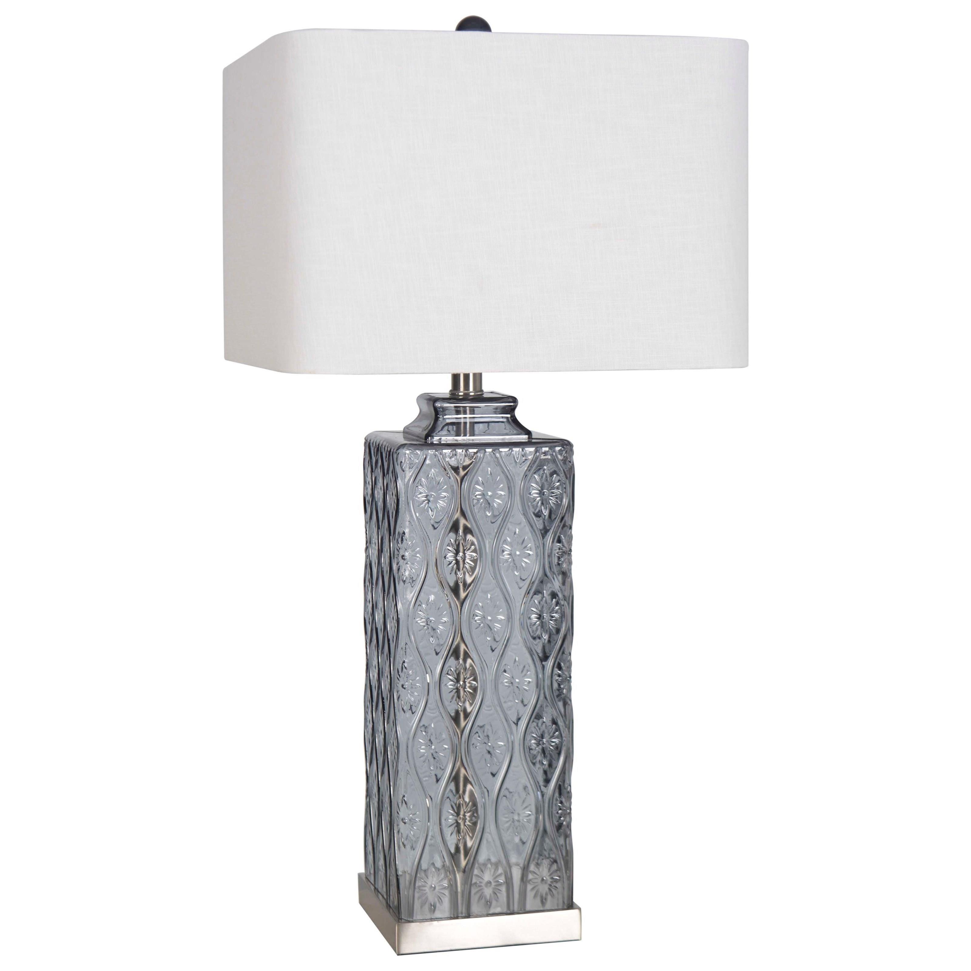 Lamps Per Se Lamps Glass Table Lamp - Item Number: LPS-243