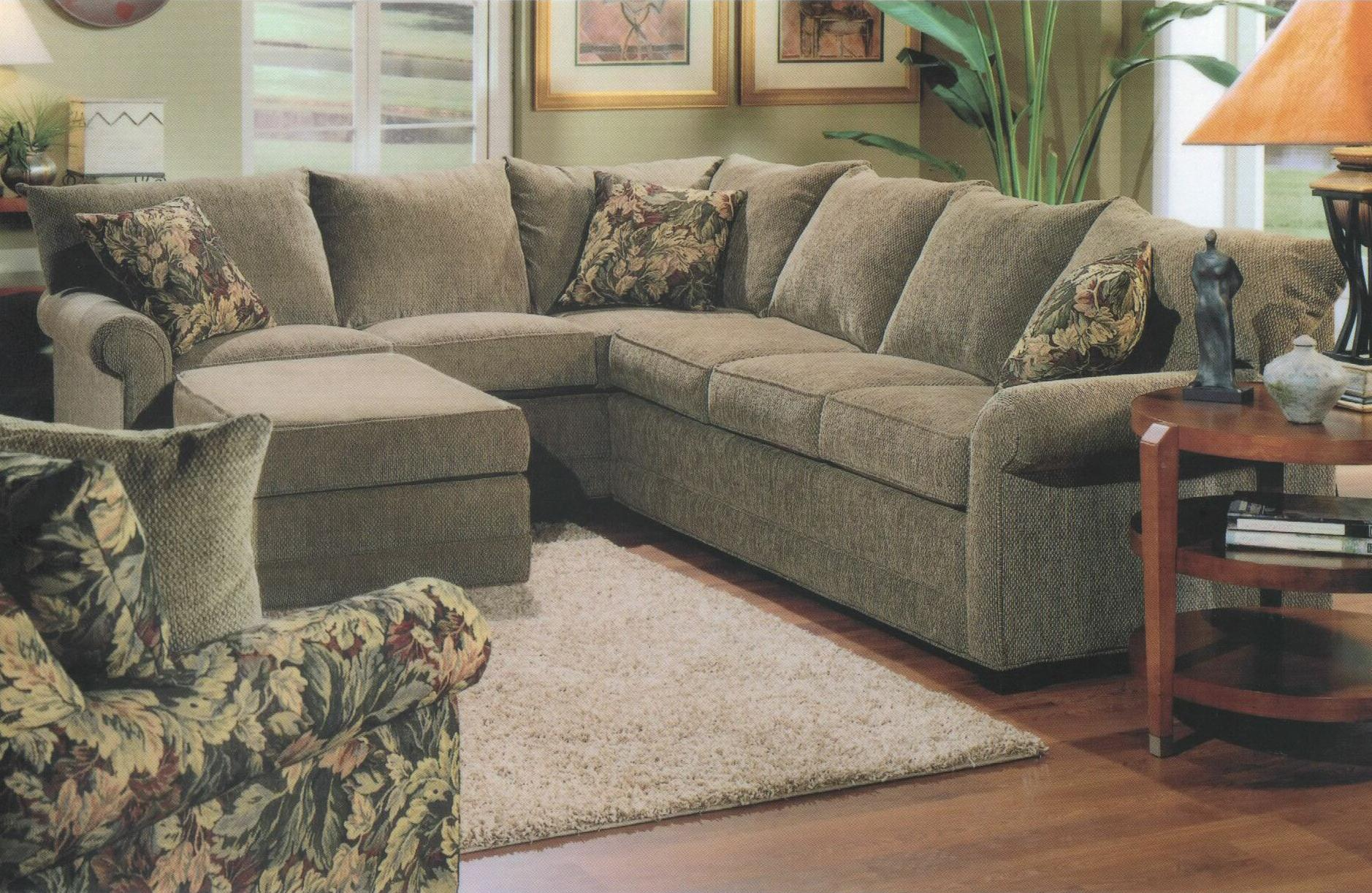 110 Sectional Sofa Group by Lancer at H.L. Stephens