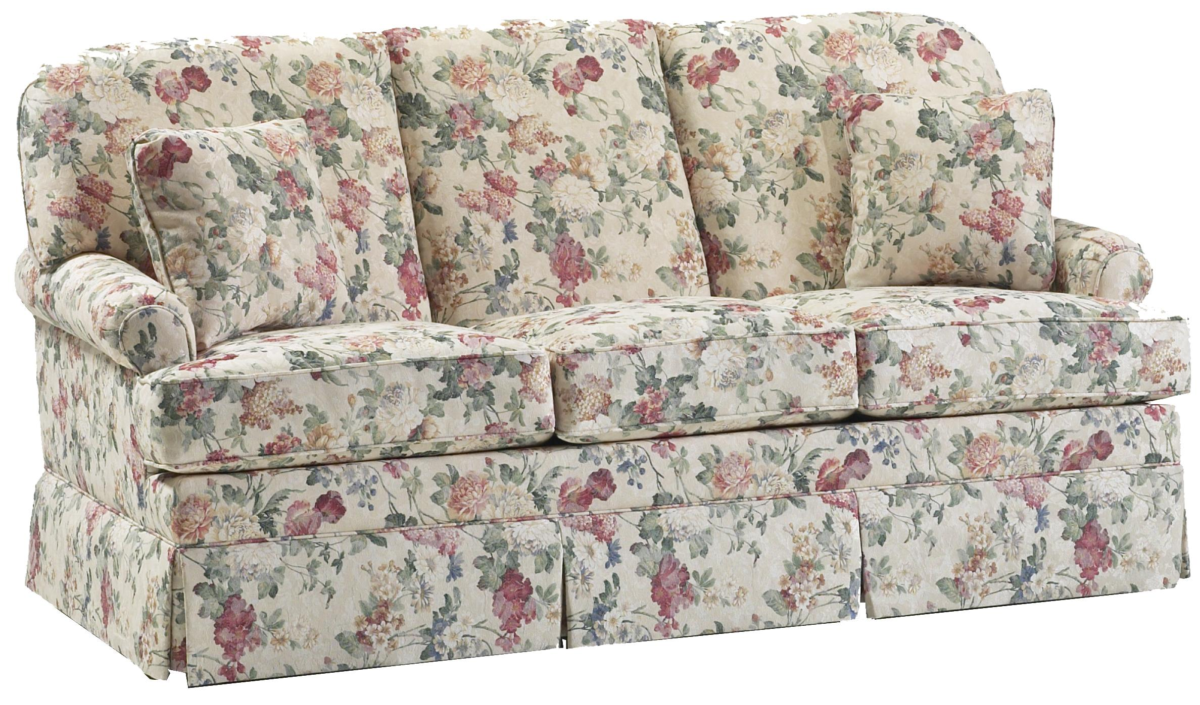 Lancer 59 Sofa - Item Number: 596