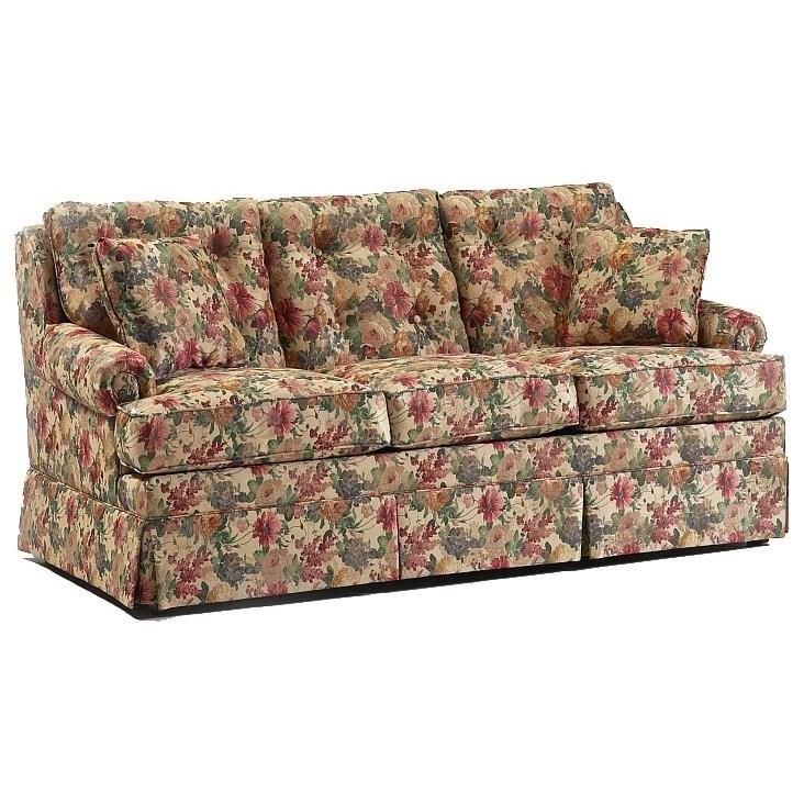 610 Sofa by Lancer at H.L. Stephens