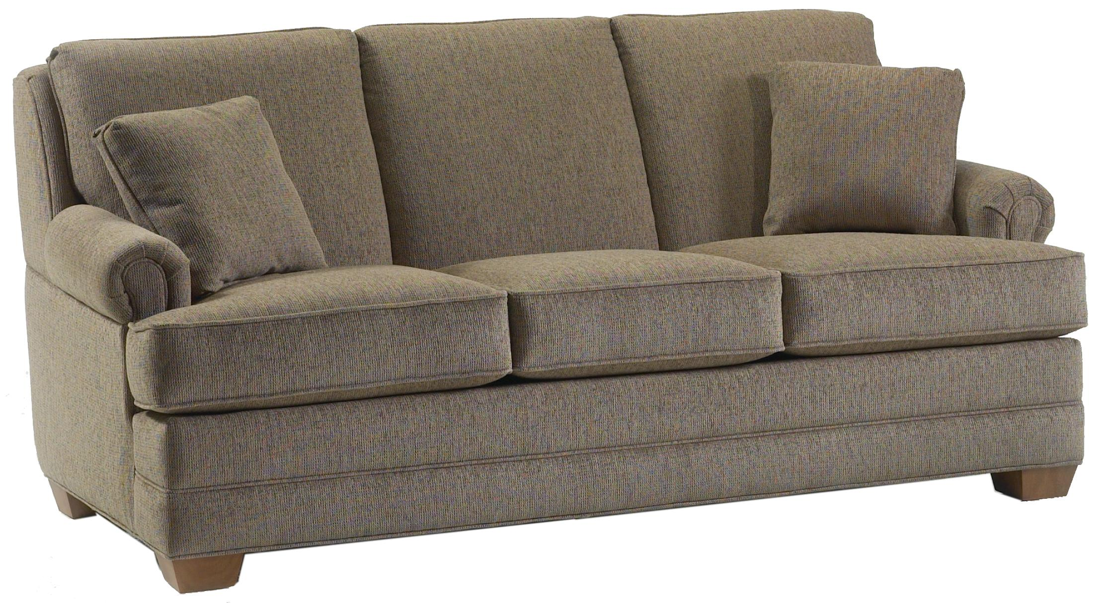696 Sofa by Lancer at H.L. Stephens