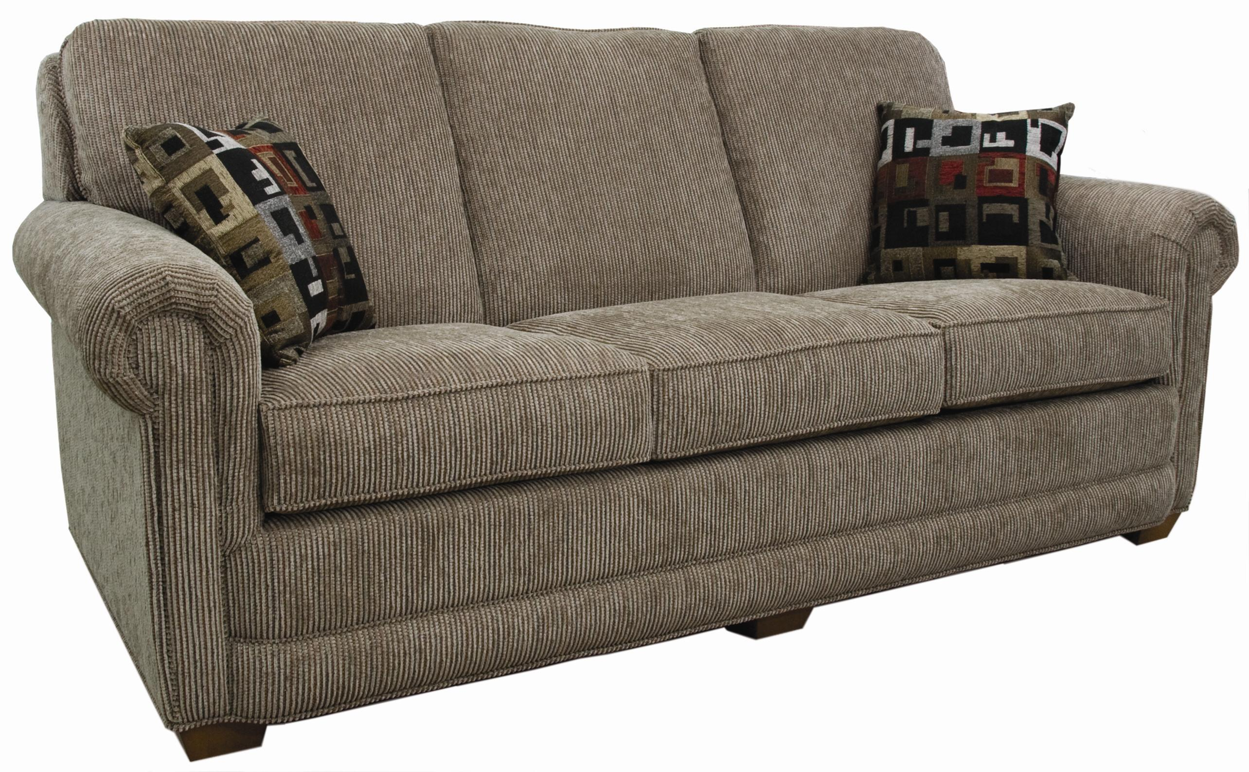 80 Sofa by Lancer at Westrich Furniture & Appliances