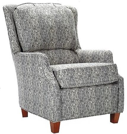 901 Accent Chair by Lancer at H.L. Stephens