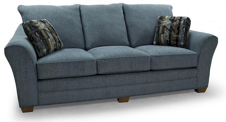 90 Sofa by Lancer at H.L. Stephens