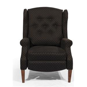 Lancer HomeSpun Push Back Recliner