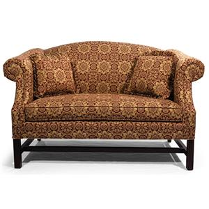 Lancer HomeSpun Love Seat