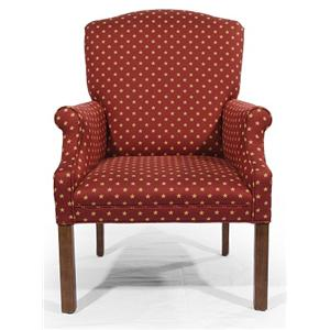 Lancer HomeSpun Upholstered Chair