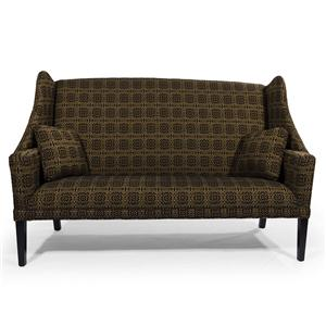 Lancer HomeSpun High Wing Back Sofa