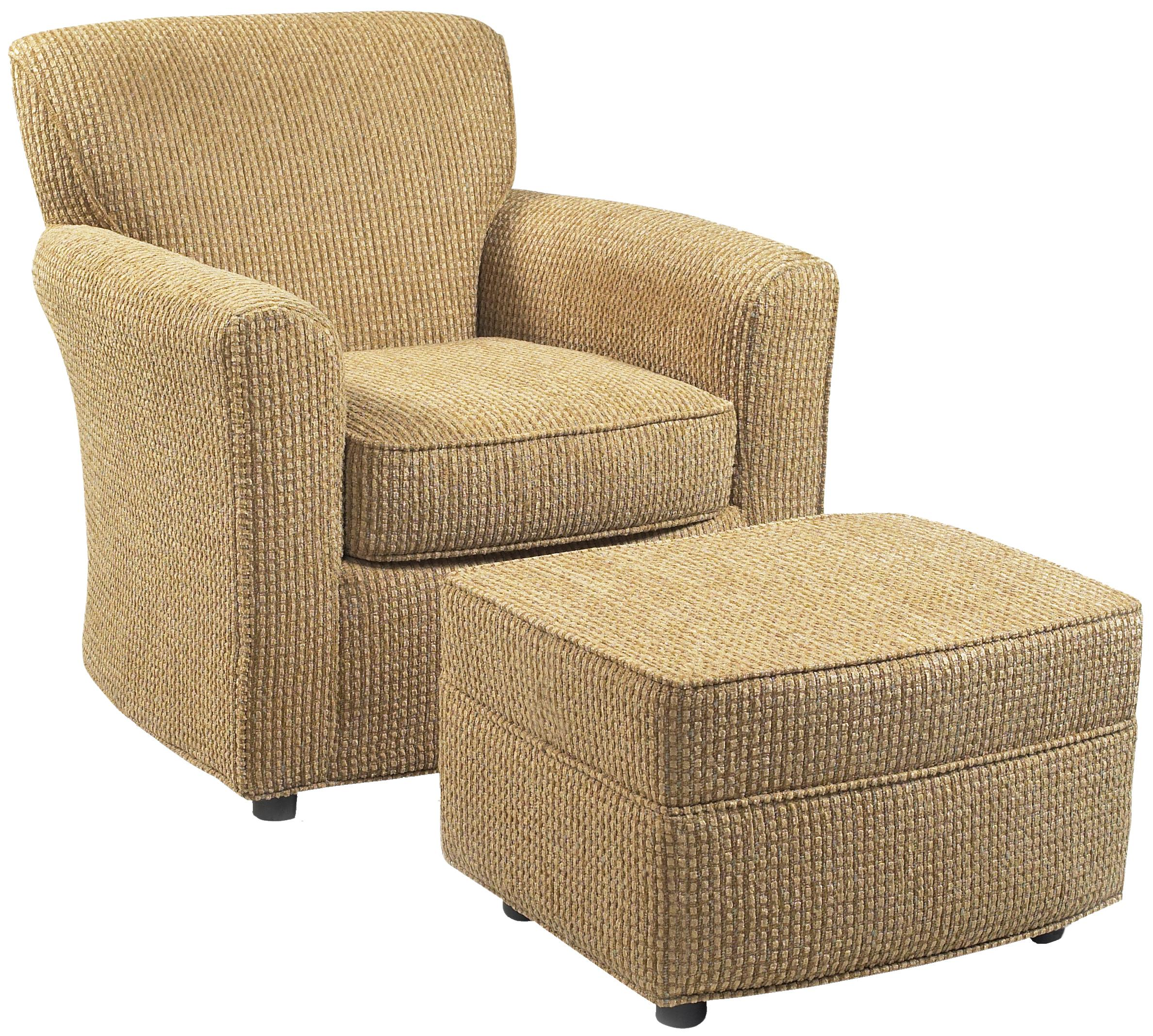 Lancer Stand Alone Chairs 7 Contemporary Upholstered Chair Lapeer Furniture Mattress Center