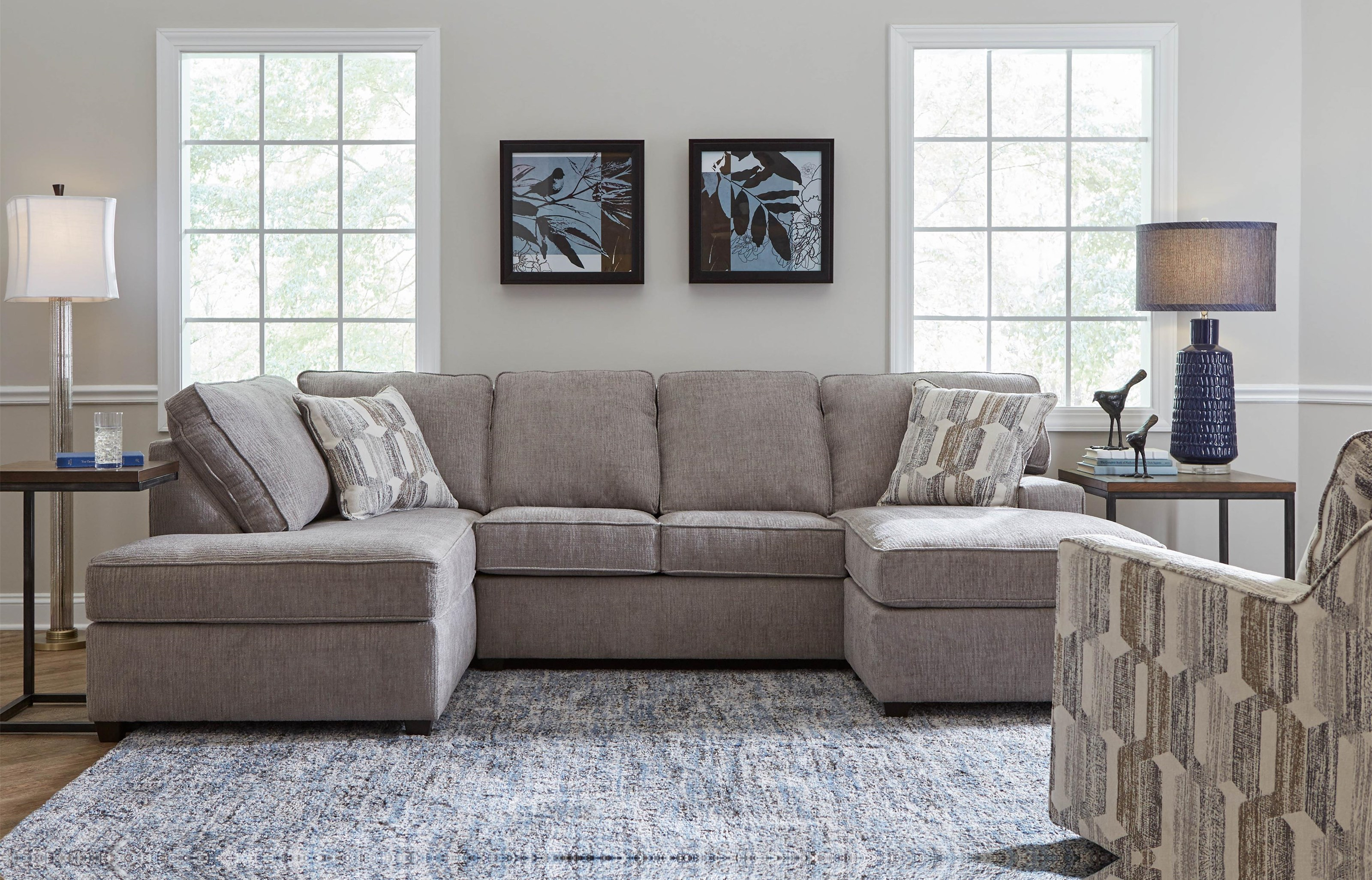 2080 2pc Sectional