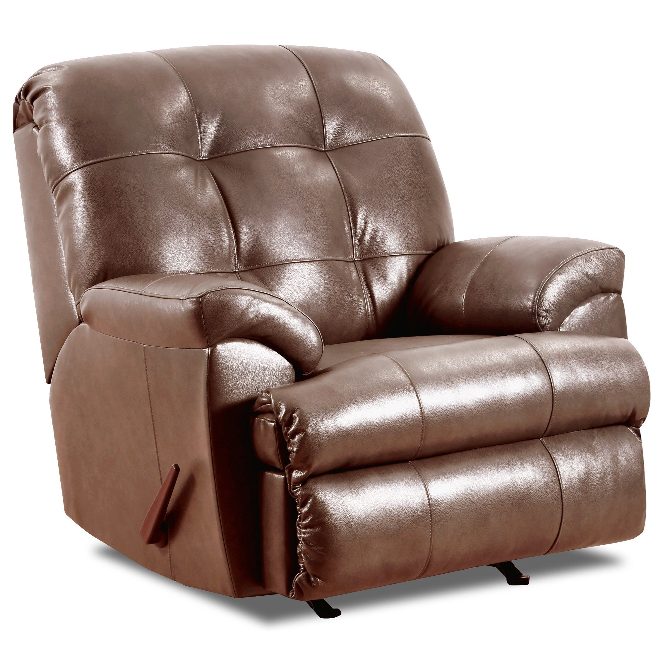 4101 Rocker Recliner by Lane at Story & Lee Furniture