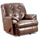Lane 4101 Rocker Recliner - Item Number: 4101-19-Soft Touch Chaps