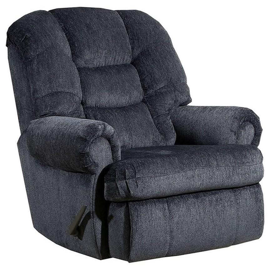 4501 Power Rocker Recliner by Lane at Powell's Furniture and Mattress