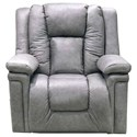 Lane 4602 Lift Recliner - Item Number: 4602-15-Turbo Smoke