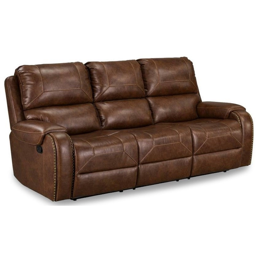59931 Power Reclining Sofa by Lane at Powell's Furniture and Mattress