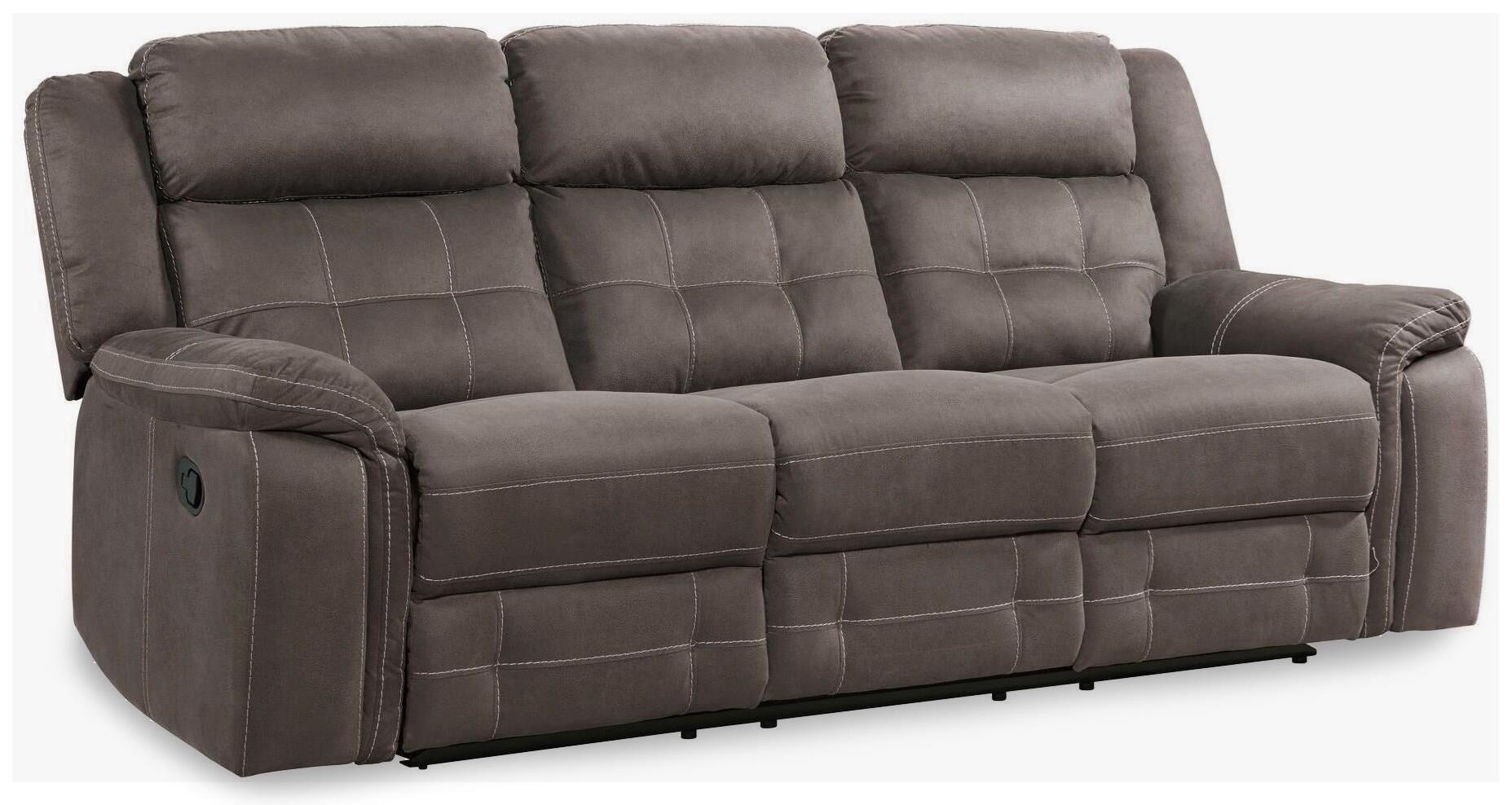 Keystone Dual Reclining Sofa at Rotmans