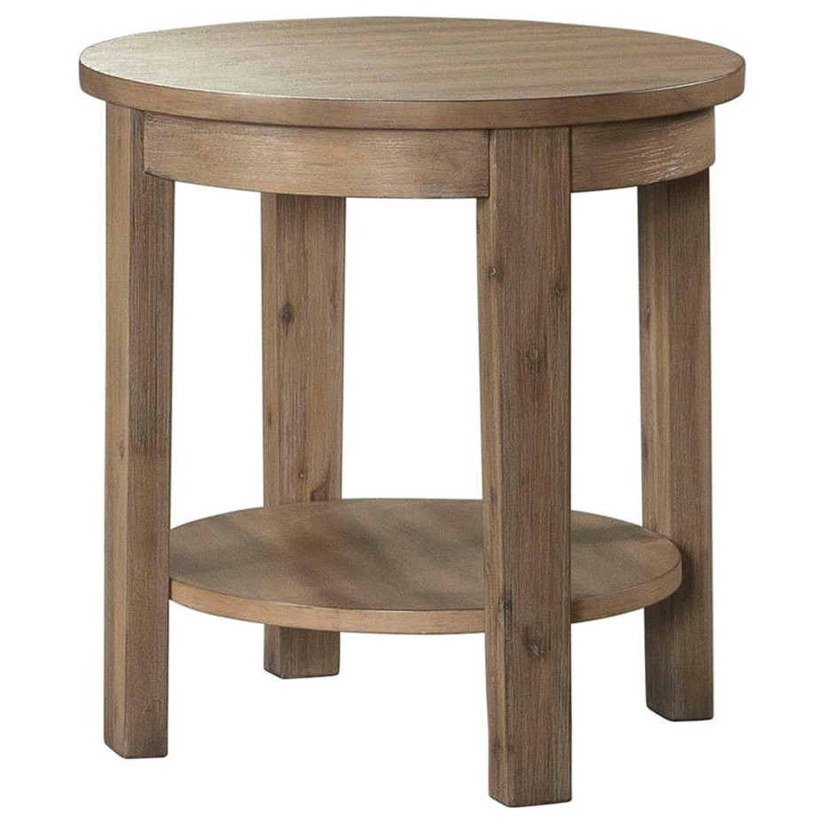 7041 End Table by Lane at Powell's Furniture and Mattress