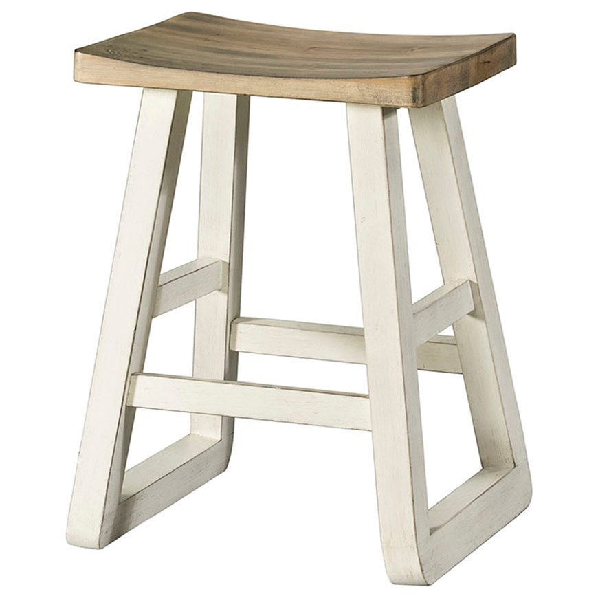 Chamblee Set of 2 Bar Stools by Lane at Powell's Furniture and Mattress