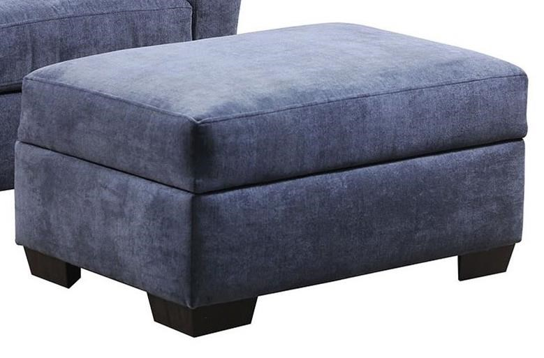 7058 Storage Ottoman by Lane at Powell's Furniture and Mattress