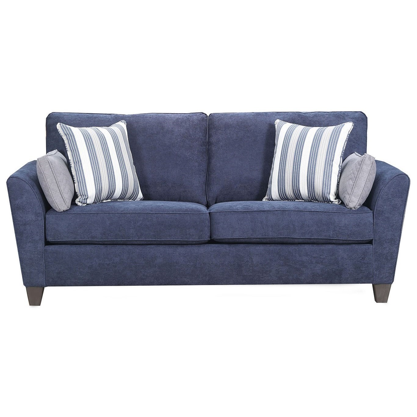 7081 Queen Sleeper Sofa by Lane at Powell's Furniture and Mattress
