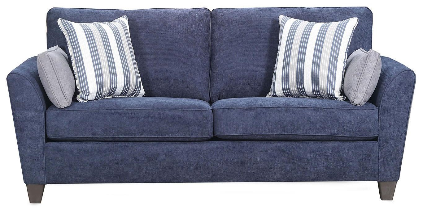 7081 Stationary Sofa by Lane at Value City Furniture