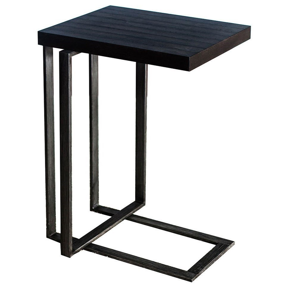 7327 Chairside Table by Lane at Powell's Furniture and Mattress