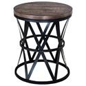 Lane 7328 Barrel Table - Item Number: 7328-40
