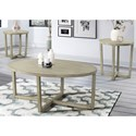 Lane 7584 3-Piece Occasional Table Set - Item Number: 7584-43