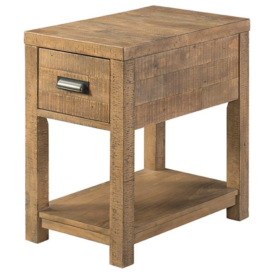 7606 Chairside Table by Lane at Esprit Decor Home Furnishings