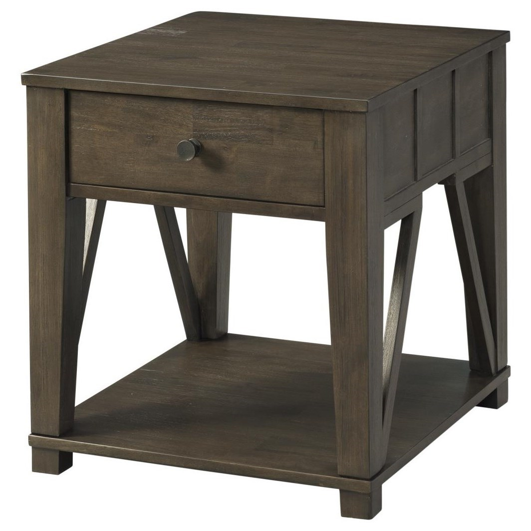 7608 End Table by Lane at Esprit Decor Home Furnishings