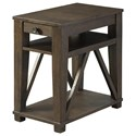 Lane 7608 Chairside Table - Item Number: 7608-41