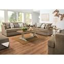Lane 8009 Living Room Group - Item Number: 8009 Living Room Group 1