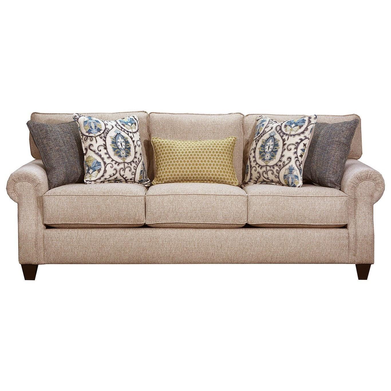 8010 Sofa by Lane at Esprit Decor Home Furnishings