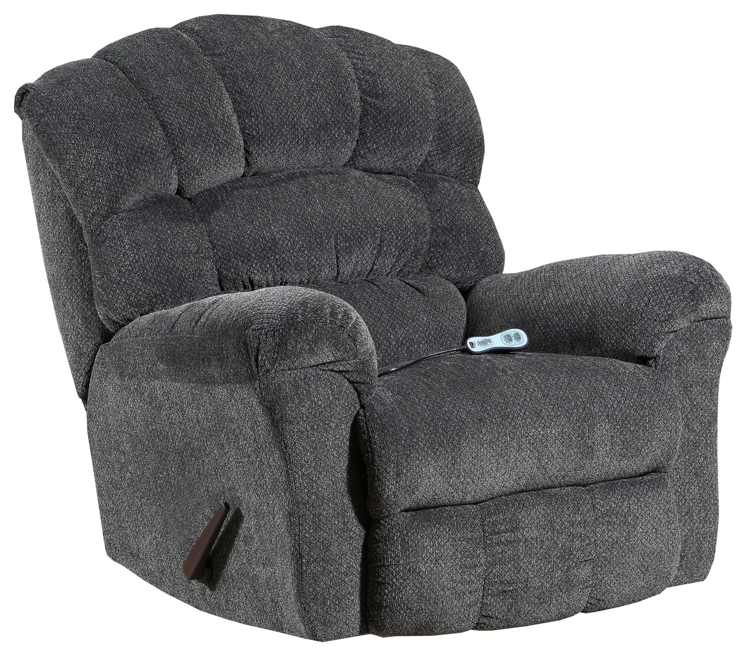 Recliner with Heat and Massage