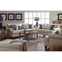 Lane Anakena Living Room Group - Item Number: 8018 Living Room Group 1