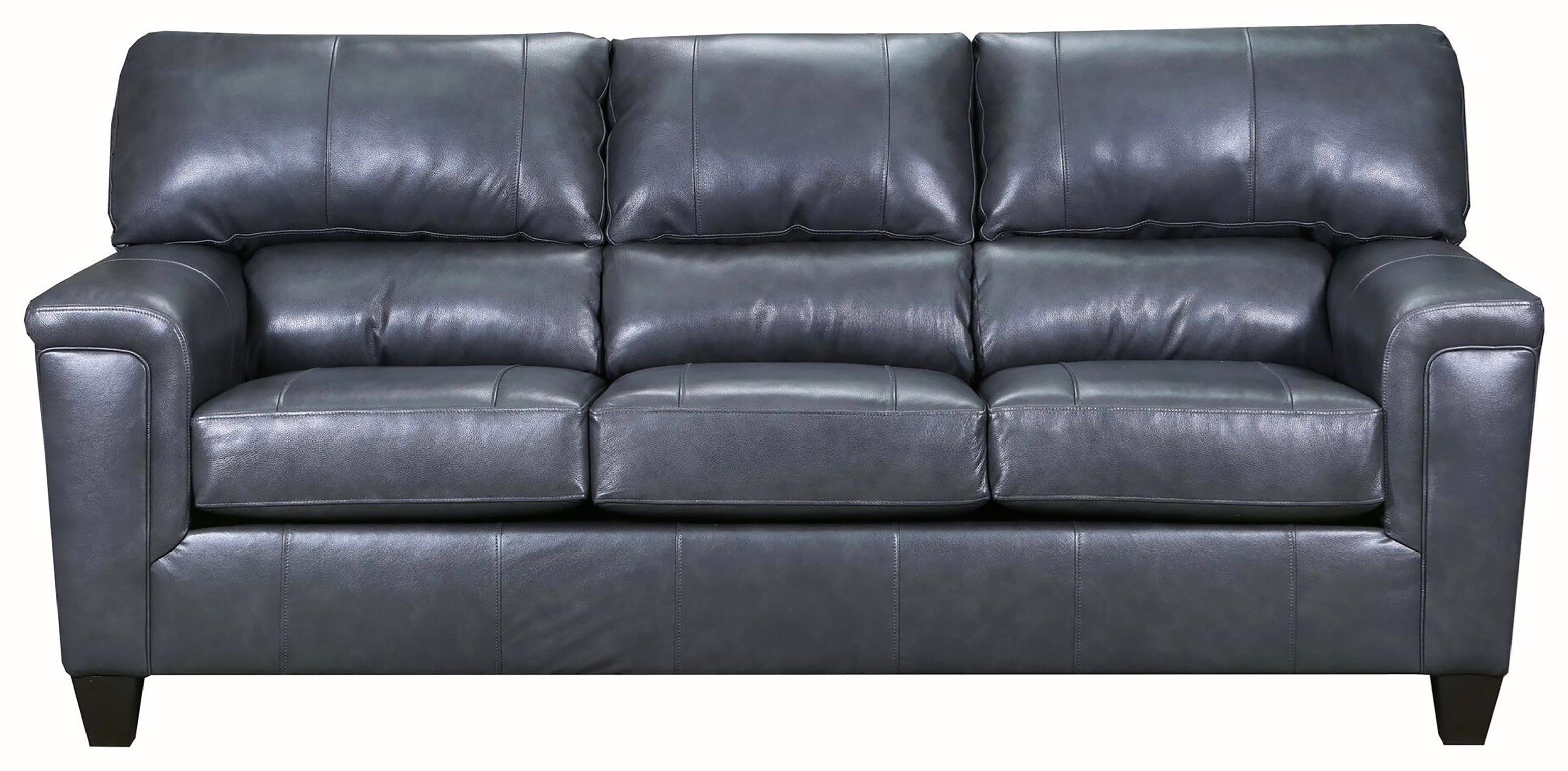 Wondrous Birch Creek Gray Fog Leather Sofa By Lane Home Furnishings At Royal Furniture Beutiful Home Inspiration Truamahrainfo